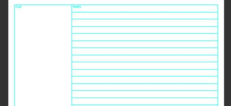 lined note cards template free printable sketching wireframing and note taking pdf
