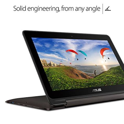 Asus Vivobook 2in1 Tp201sa N3710 4gb 500gb 11 6inch Tourc asus tp201sa db01t 11 6 quot 2 in 1 touch laptop intel celeron processor 4gb 11street malaysia