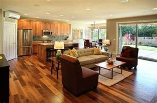 open concept kitchen living room designs 17 open concept kitchen living room design ideas style