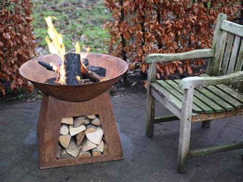 Rustic Firepit Rustic Style Pits Landscaping Ideas And Hardscape Design Hgtv