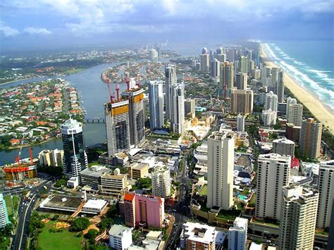best of the gold coast the best surf cities in the world