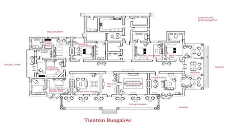 Luxury Bungalow House Plans by Luxury Bungalow House Plans India House Design Plans