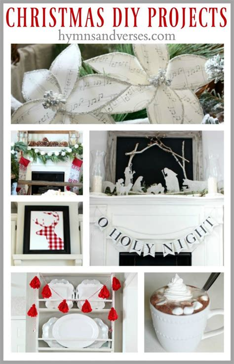 most popular diy projects 2016 my favorite christmas diy projects hymns and verses