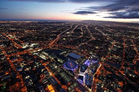 los angeles from a birds eye view others