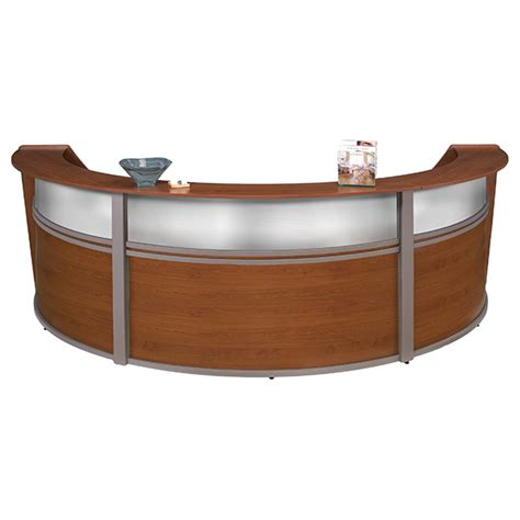modular bookcases systems front desk office furniture