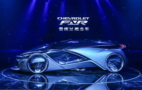 chevy fnr concept brings autonomous drive electric power