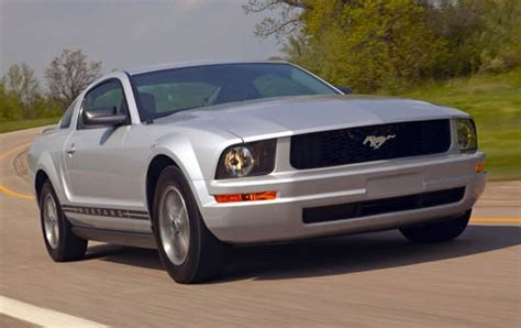 used 2007 ford mustang consumer reviews edmunds used 2007 ford mustang pricing features edmunds