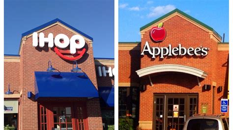 applebees hours applebee s and ihop will 100 locations eater