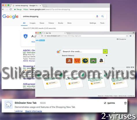 Slikdealer.com virus - How to remove - 2-viruses.com K Dealer.com