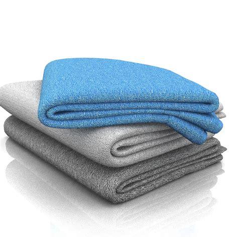 Folded Blanket 3d Model