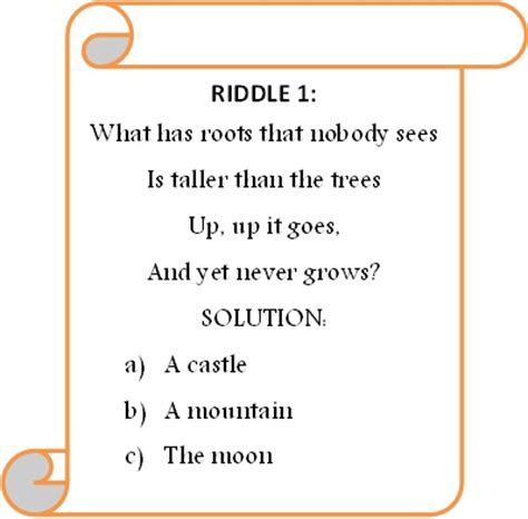 i a book of picture riddles answers lolalatorrerodenas the hobbit