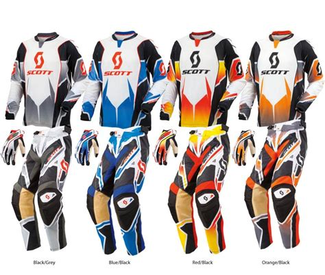 scott motocross gear scott 2012 450 race gear combo bto sports
