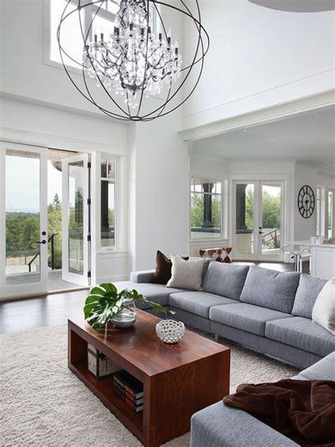 contemporary chandeliers   put  room decor