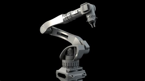 Kaos Android Anatomy robot free 3d models free3d