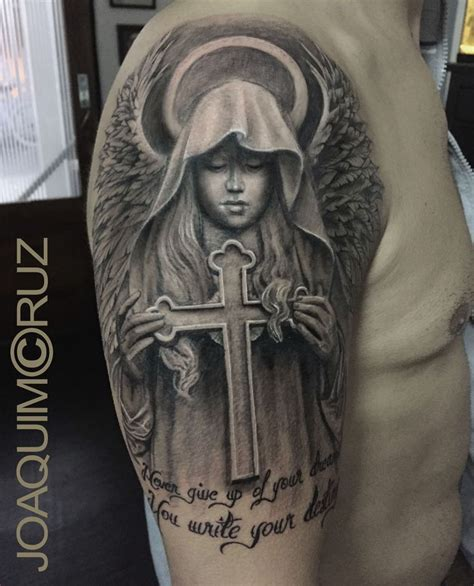 anjo staglieno cemetery statue angel tattoo power estudios