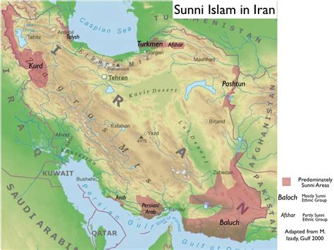 geographical map of iran iran geography map