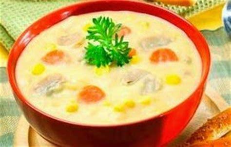 Mangkuk Sup D 1328 Sendok resep sup mangkuk jagung manis aneka resep masakan