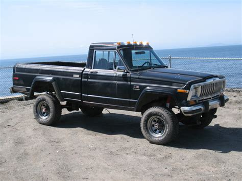 Jeep Series Yowzaa72 1981 Jeep J Series Specs Photos Modification