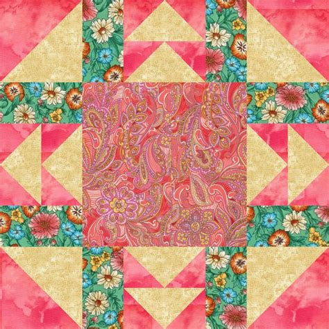 pattern block frame 65 best quilt triangles images on pinterest quilting