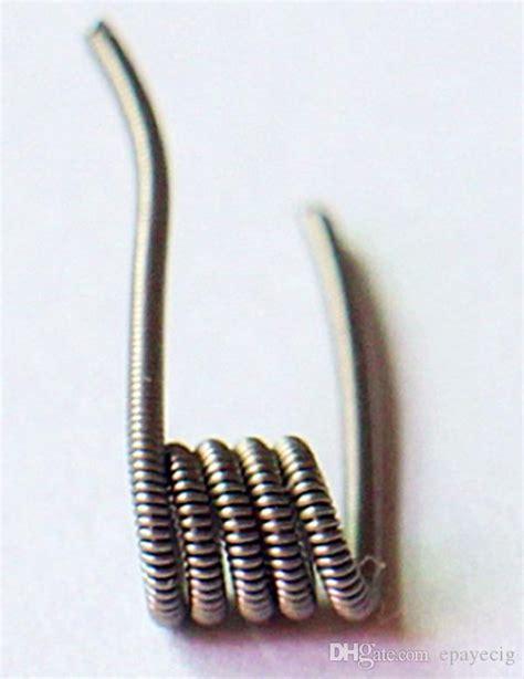 Kanthal A1 Kawat Vape Bukan Ni80 1 stunning coil wire resistance ideas electrical circuit