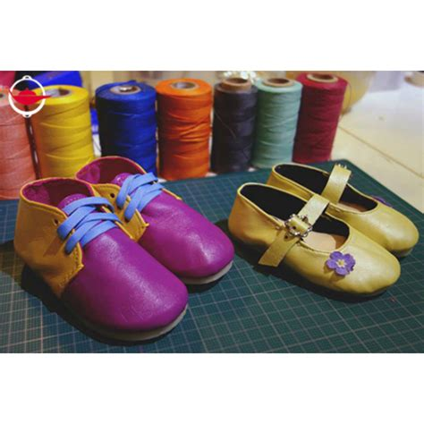 How To Make Handmade Baby Shoes - handmade baby shoe workshop spoilt experience gifts