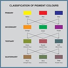 define warm colors color theory