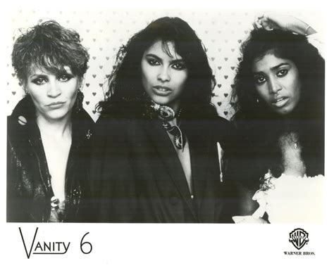 Vanity From Vanity 6 lansure s paraphernalia vanity vanity 6 press kits