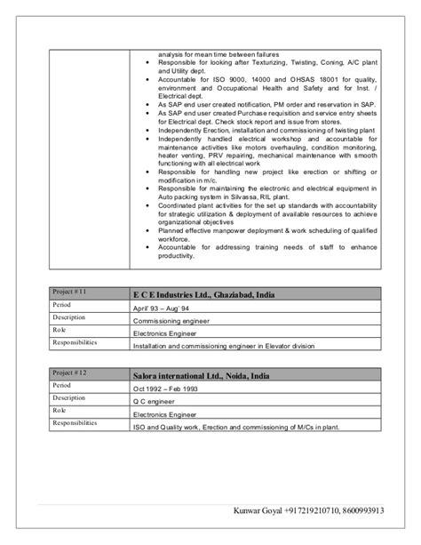 crm consultant resume examples templates ideas of sap mm materials