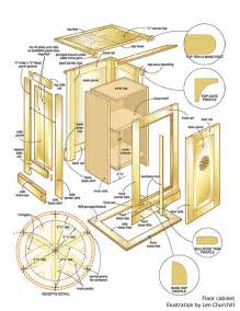floor cabinet woodworking plans woodshop plans