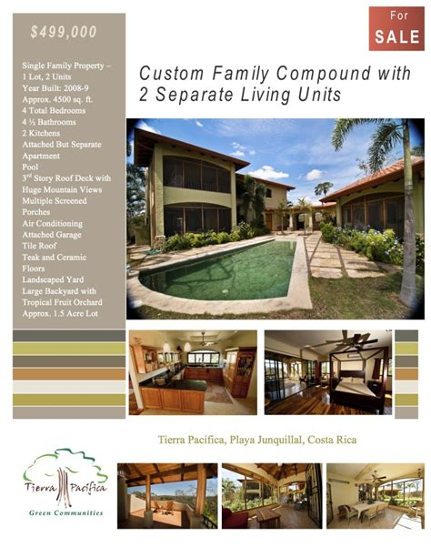 houses for sale pacifica homes for sale in tierra pacifica playa junquillal guanacaste
