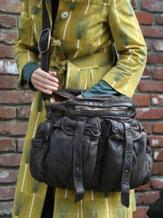 Ndc Handmade - ndc montparnasse leather bag in chocolate brown ped
