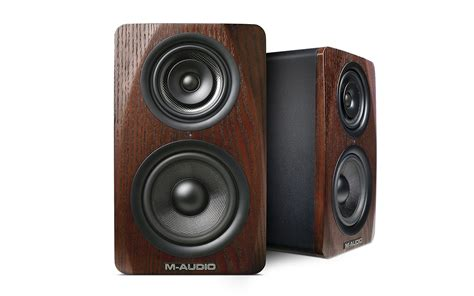 audio   powered studio monitor speakers audioholics