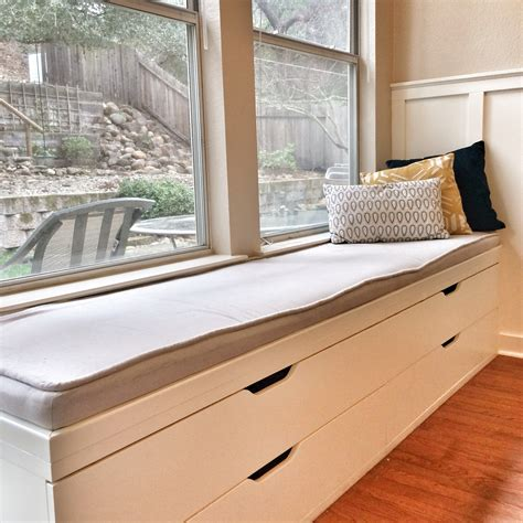 window bench seats window seat bench ikea home design ideas