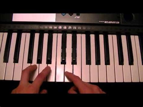 keyboard cat tutorial how to play keyboard cat piano youtube