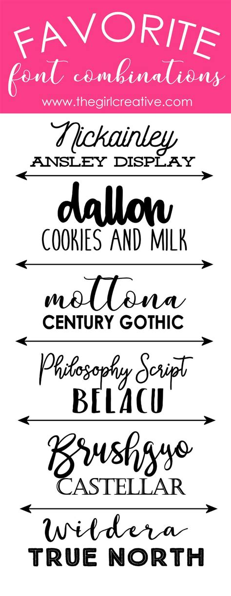Wedding Font Combos by 25 Best Ideas About Font Pairings On Font