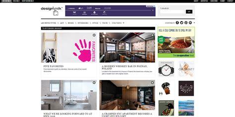 design milk blog 5 best interior design blogs on the net for ideas