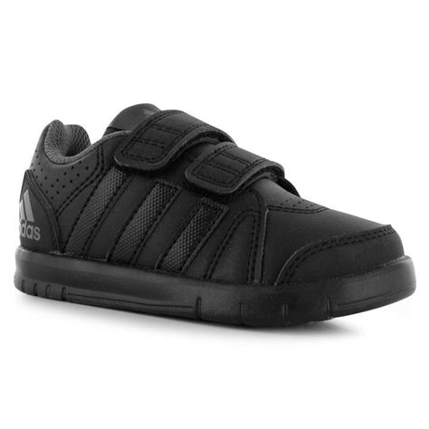 adidas childrens lk sneakers shoes trainers velcro 7 cf infant boys flat casual ebay