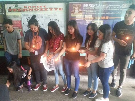 what is candle lighting today earist candlelighting 04 manila today