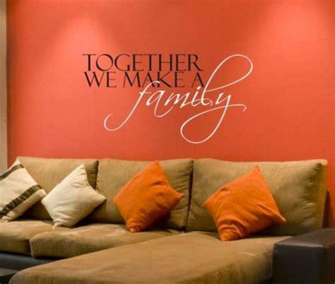 frasi su casa frasi murali abbinare una scritta al divano 22 idee per