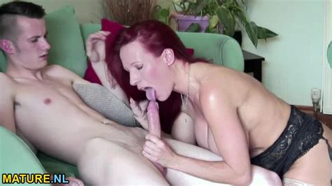 Mature Nl Mature Sex Featuring A Busty Redhead British