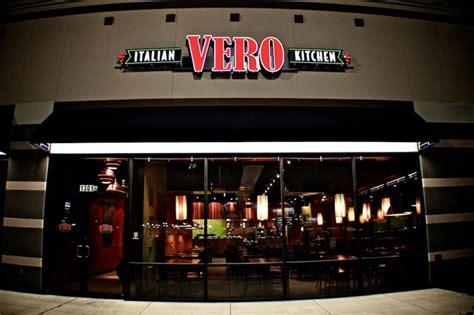 Vero Italian Kitchen Conroe Tx vero italian kitchen vero means real conroe tx