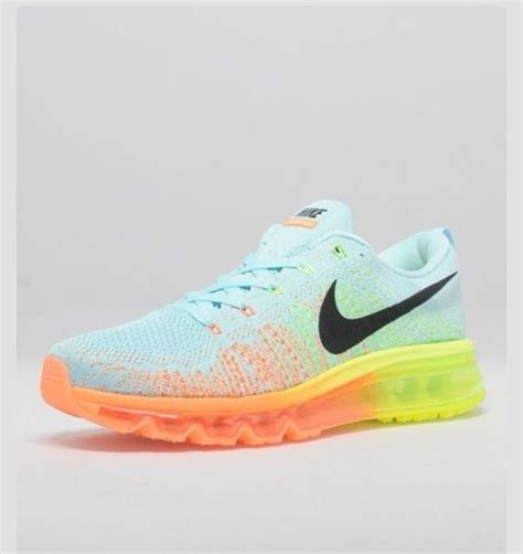 colorful athletic shoes shoes rainbow nike nike running shoes colorful nikes