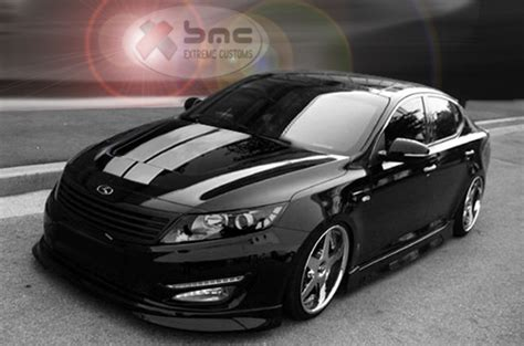 Kia Optima Accessories 2014 2011 2014 Kia Optima K5 Ii Kit Ground Effects