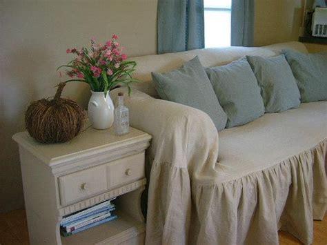 shabby chic furniture covers shabby chic sofa slipcover shabby chic slipcovers for