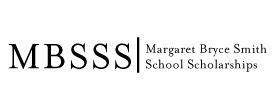 Margaret Smith Essay Scholarship by Margaret Bryce Smith School Scholarships Logo