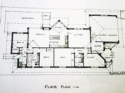 how to draw floor plans by hand diy house plans