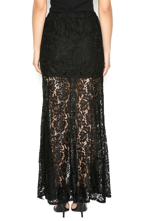 do be mermaid lace maxi skirt from orlando by instyle