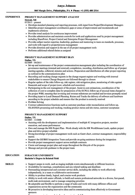 Project Management Skills Resume by Project Management Skills On Resume Sanitizeuv
