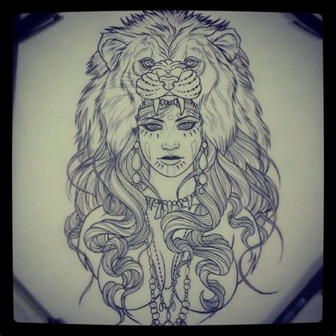 lion tattoos for girls 2181 best images about drawings design on