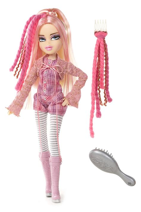 Bratz Hair Style Dolls by Bratz Twisty Style Doll Cloe Accessories Ebay
